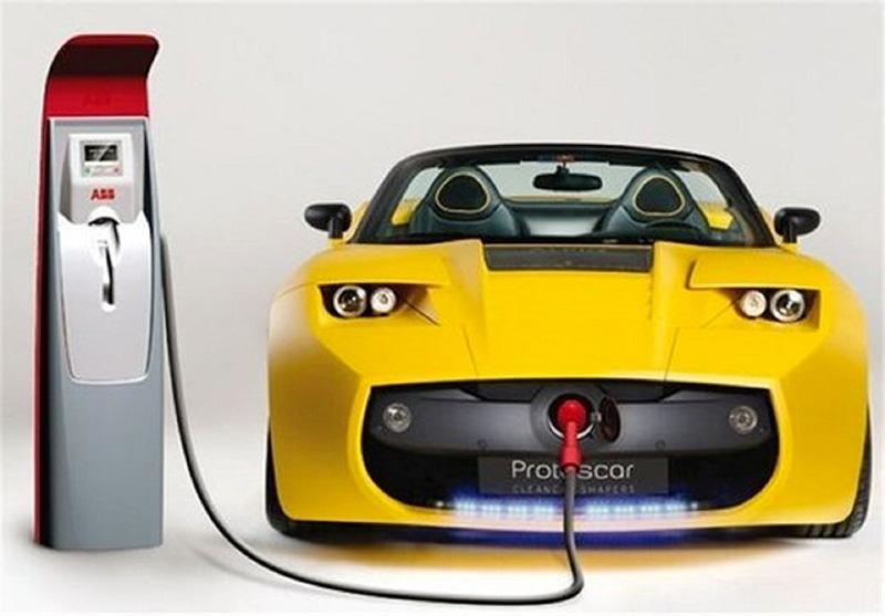 افزایش فروش خودروهای برقی در روسیه