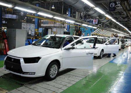 افزایش تیراژ تولید خودرو در کشور