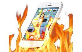 علت داغ شدن گوشی هوشمند و راه های جلوگیری از آن