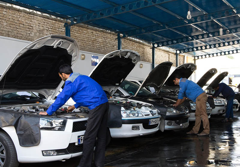 فقر رتبه یک در خدمات پس از فروش خودروسازان داخلی