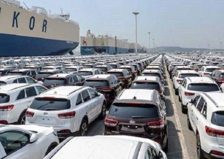 واردات خودرو با موافقت وزیر صمت از سرگرفته خواهد شد